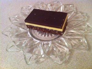 The Best Nanaimo Bar in Nanaimo - Contestant No. 1